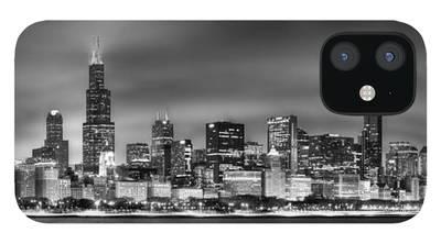 City Scene iPhone 12 Cases