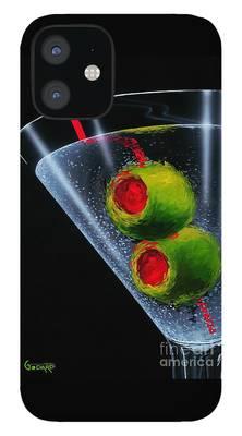 Martini iPhone 12 Cases