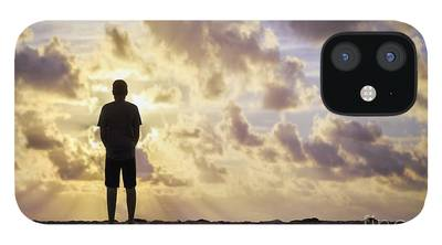 Dawn Patrol iPhone 12 Cases