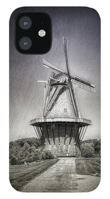 Windmill iPhone 12 Cases