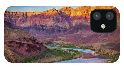 Mountain Stream iPhone Cases