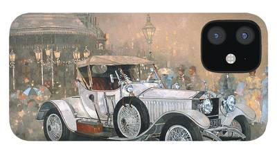 Old Timer iPhone 12 Cases
