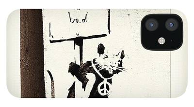 Banksy iPhone Cases