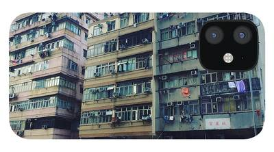 Hongkong iPhone Cases