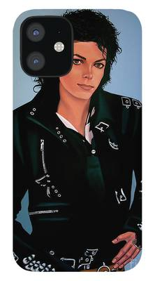 Smooth Criminal iPhone 12 Cases