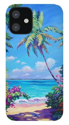 Caribbean iPhone 12 Cases