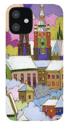 Roofs iPhone 12 Cases