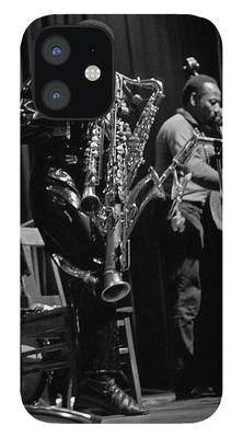 Rahsaan Roland Kirk iPhone 12 Cases