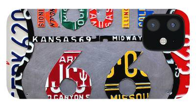 Route 66 iPhone 12 Cases
