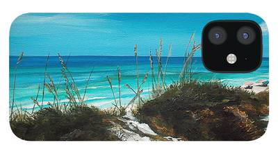 Scenic 30a iPhone 12 Cases