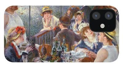 Pierre Auguste Renoir iPhone 12 Cases