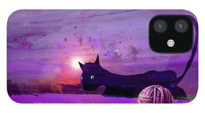 Miki iPhone 12 Cases