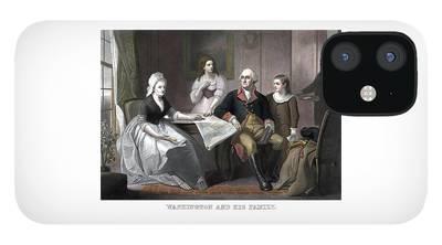 Martha Washington iPhone Cases