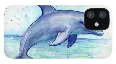 Marine Life iPhone 12 Cases