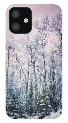 Birch Tree iPhone 12 Cases