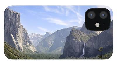 Yosemite iPhone 12 Cases