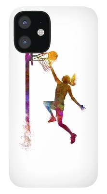 Basketball iPhone 12 Cases