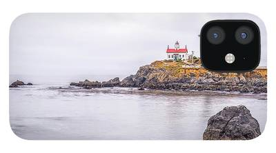Point No Point Lighthouse iPhone Cases