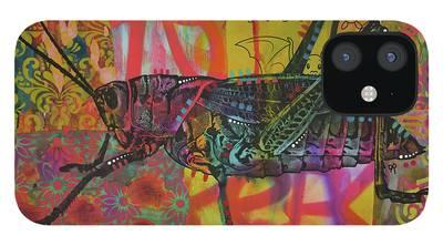 Grasshopper iPhone 12 Cases