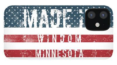 Windom iPhone Cases