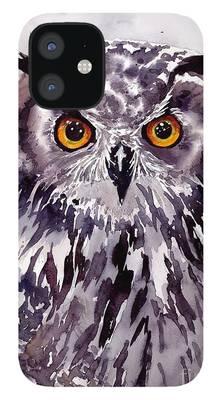 Sparrow Hawk iPhone 12 Cases