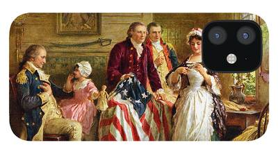 American History iPhone Cases