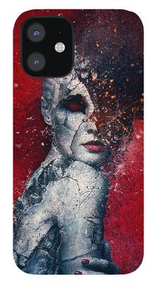Statues iPhone 12 Cases