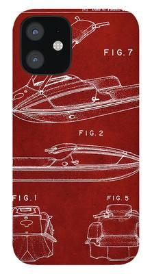 Jet Ski iPhone 12 Cases