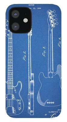 Fender Bass iPhone Cases | Pixels