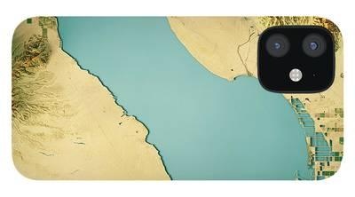 Salton Sea iPhone Cases