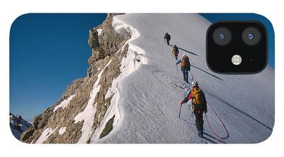 Mountaineering iPhone 12 Cases