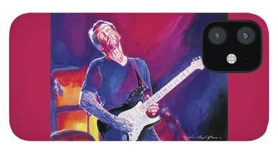 Eric Clapton iPhone 12 Cases