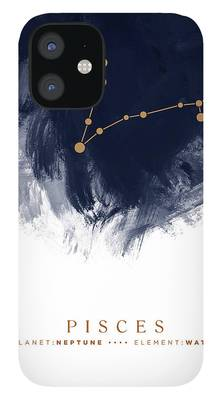 Pisces iPhone 12 Cases