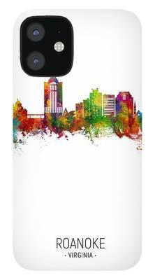 Roanoke iPhone 12 Cases