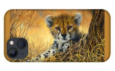 Cheetah iPhone Cases