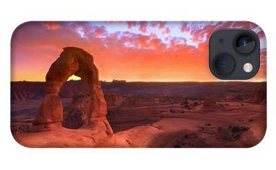 Sandstone Rock iPhone Cases