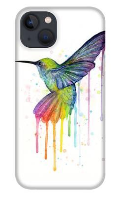 Splatter iPhone Cases