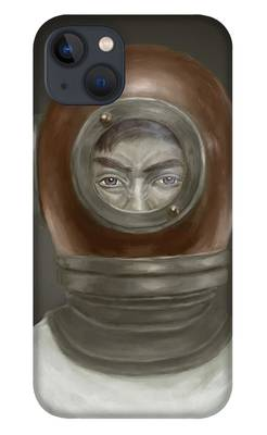 Portraits iPhone Cases