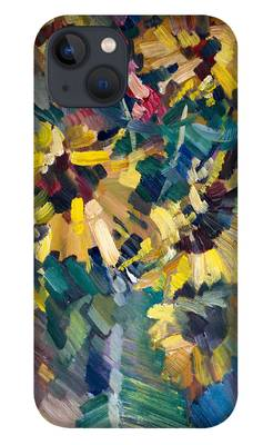 Expressionism iPhone Cases