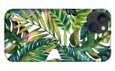Jungle iPhone Cases