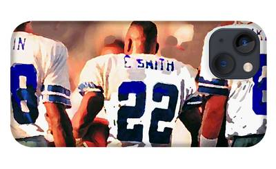 Emmit Smith iPhone Cases