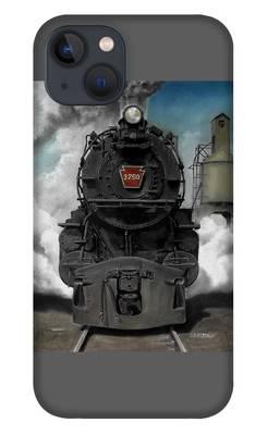 Steam Locomotive iPhone Cases