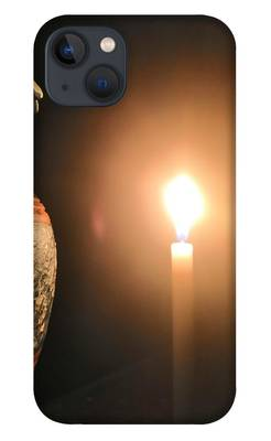 Candle Light iPhone Cases