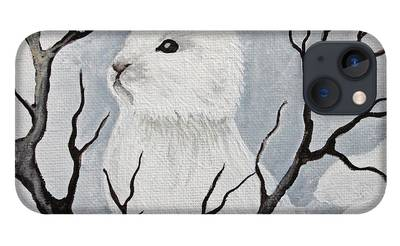 Snowshoe Hare iPhone Cases
