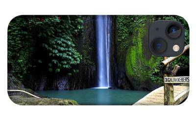 Waterfall iPhone Cases