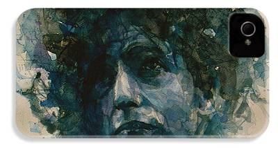 Bob Dylan iPhone 4 Cases