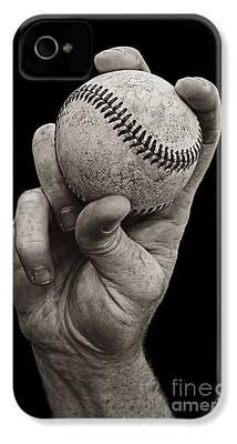 Baseball iPhone 4 Cases
