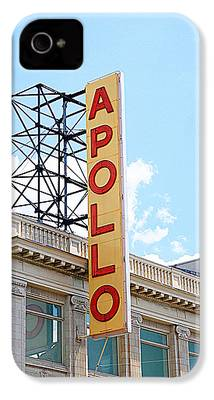 Apollo Theater iPhone 4 Cases