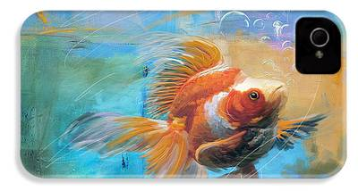 Goldfish iPhone 4 Cases