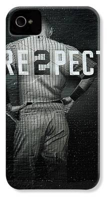 Derek Jeter iPhone 4 Cases
